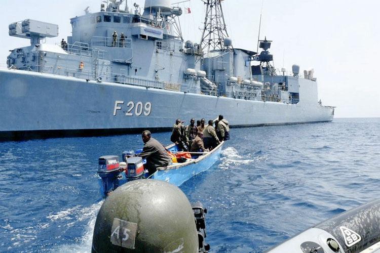 DEU Somalia Kenia Piraten