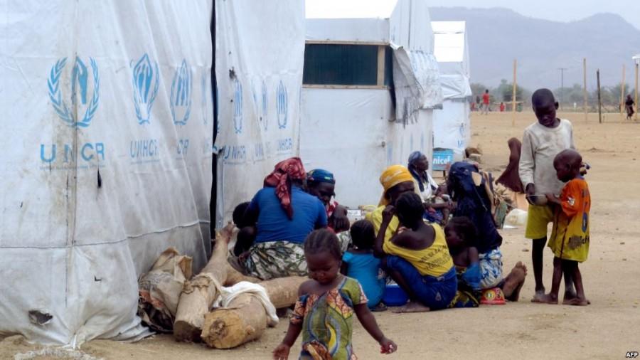 tenda UNHCR