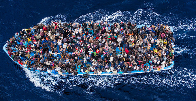 Italy-Saves-1500-Migrants-off-Libya