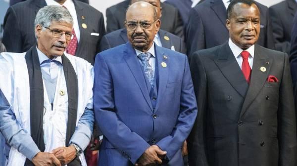 Bashir in SA 600
