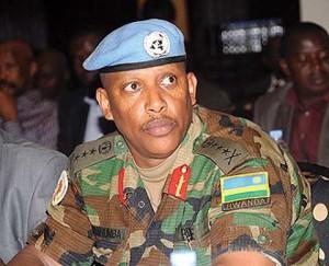 Gen. Patrick Nyamvumba