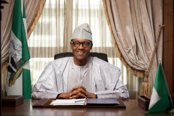 Buhari in abito islam