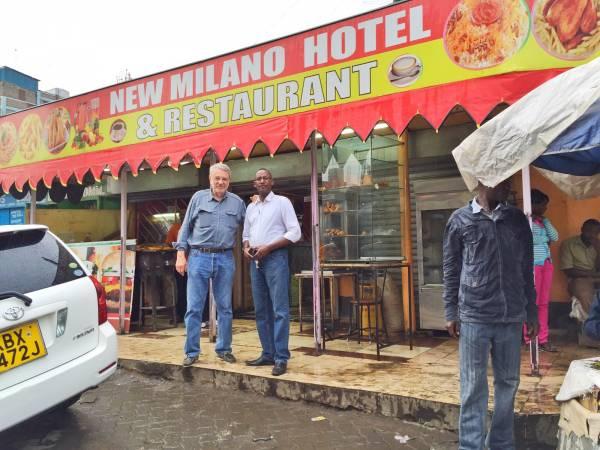 HOTEL MILANO 600