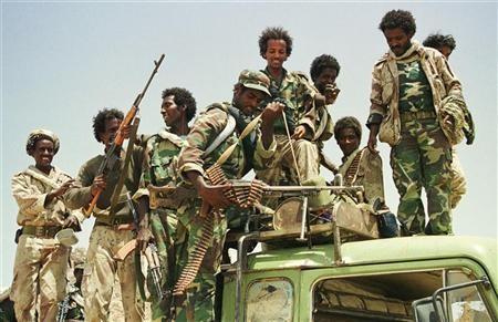 eritrean-troops
