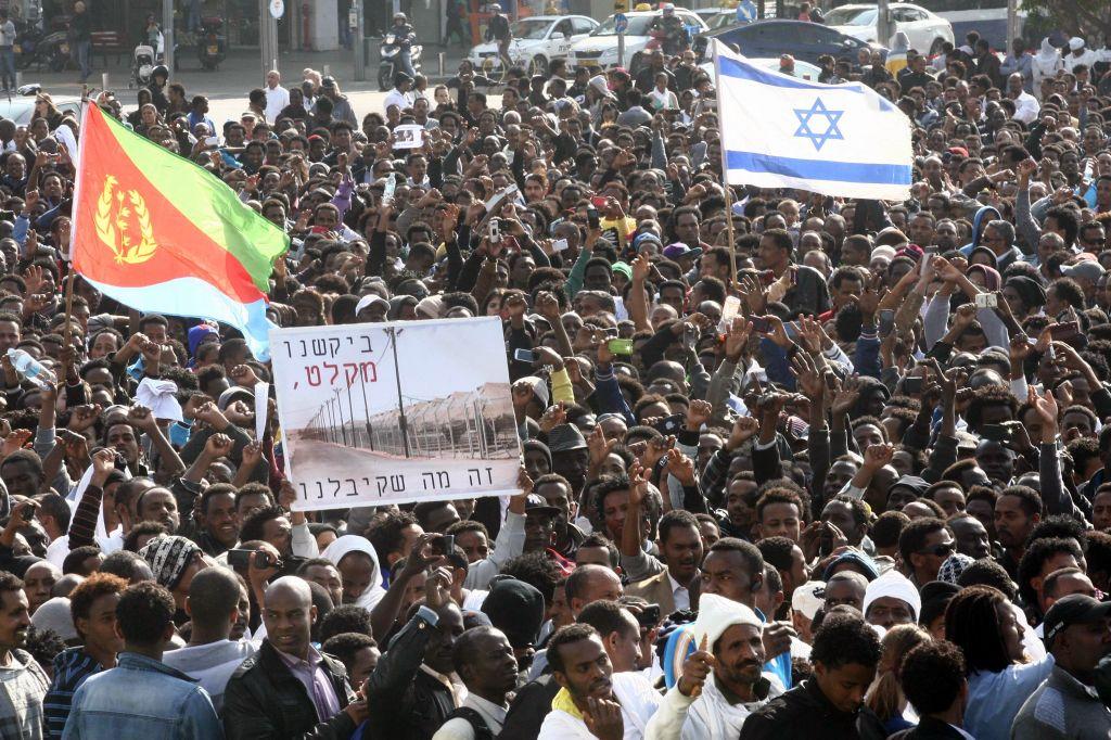 DEMO IN ISRAELE