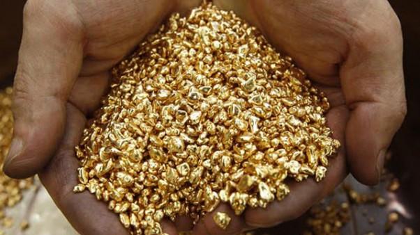 Manciata d'oro