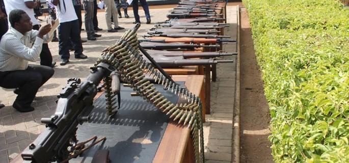 traffico armi