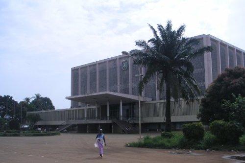 Conakry, Palazzo del Popolo