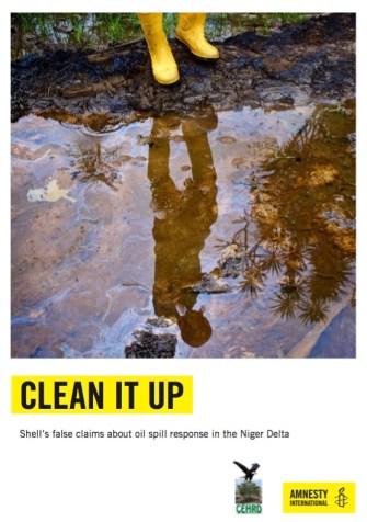Il documento di Amnesty e Cehrd sulla Shell
