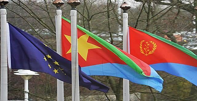 European-Union-and-Eritrean-Flags