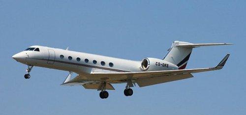 Jet Gulfstream G500