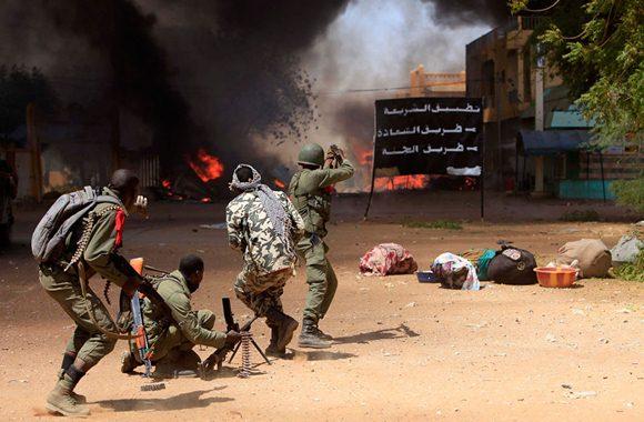 scontri a Kidal, Mali