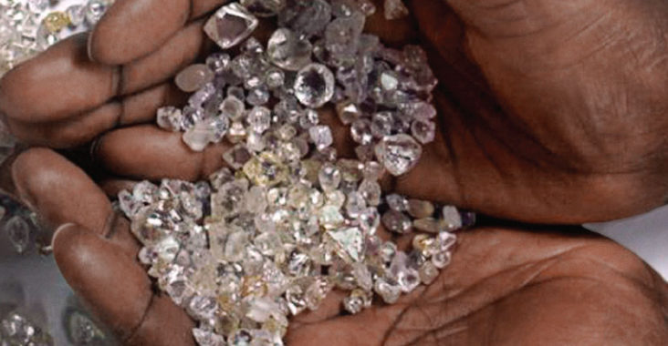bloody diamonds - diamanti insanguinati