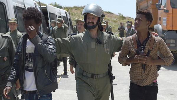 migranti in Marocco