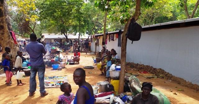 sfollati in Repubblica centrafricana