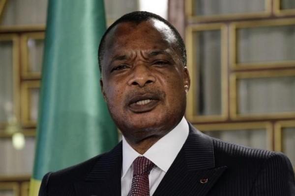 Denis Sassou Nguesso, Presidente del Congo-B
