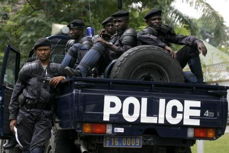 Polizia Congo-K