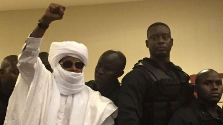 Hissène Habré, ex presidente del Ciad
