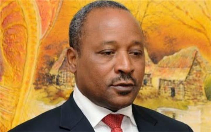 Hassoumi Massaoudou, ministro delle Finanze nigerino