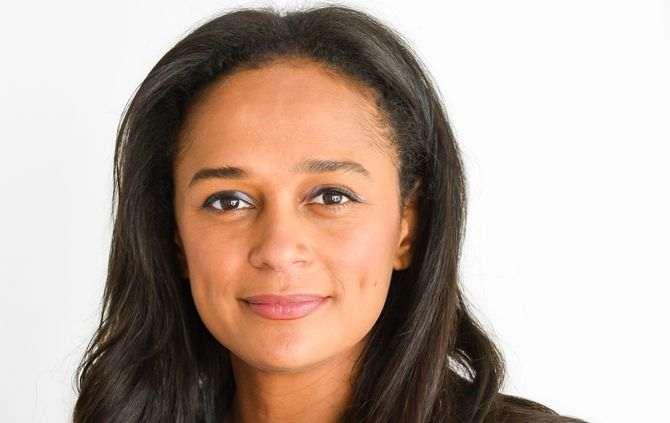 Isabelle Dos Santos, figlia del presidente angolano