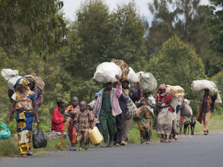 Sfollati nel Congo-K