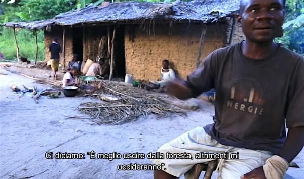 I pigmei hanno paura (fotogramma da video Survival)