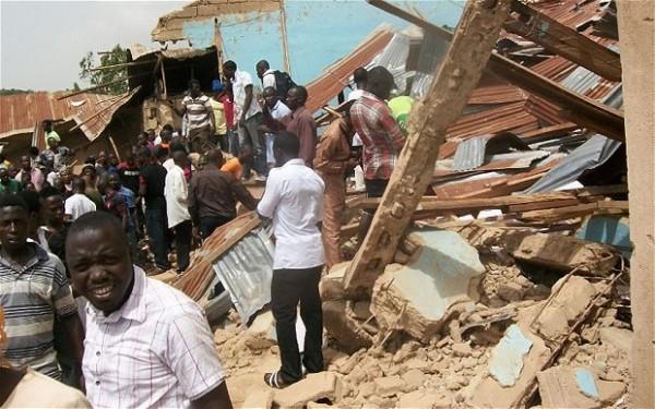 Nigeria chiesa attaccata