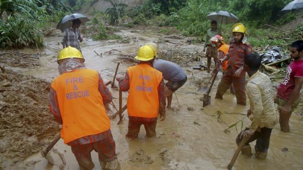 Catastrofe nel Congo-K. Frana travolge oltre 200 persone
