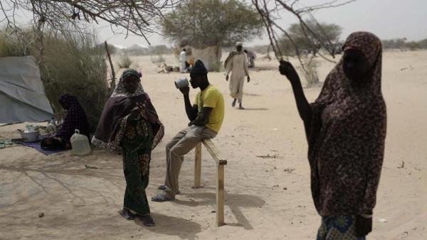 Gente nel Ciad