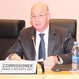 Smaïl Chergui, Commissario dell'UA per la sicurezza e la pace