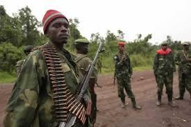 ribelli m23 Congo-K