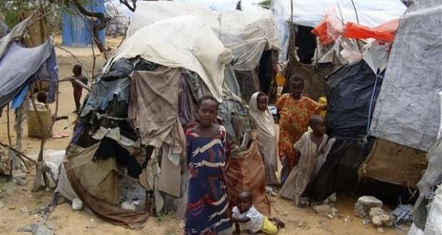 Drammatica sistemazione in territorio somalo di rifugiati espulsi dal Kenya