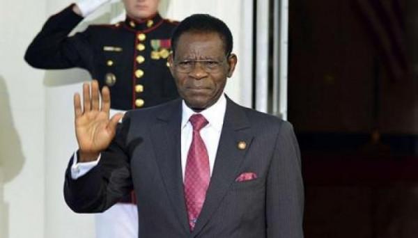 Teodoro Obiang Nguema, presidente della Guinea Equatoriale