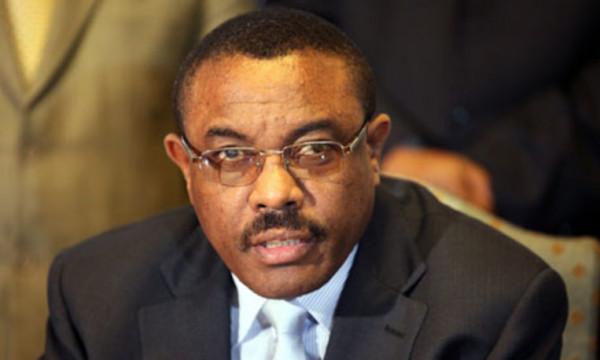 Hailemariam Desalegn, primo ministro dell'Etiopia