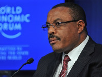 Hailè Mariàm Desalegn, primo ministro dell'Etiopia