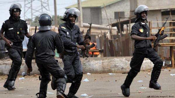 Violenze post-elettorali in Guinea