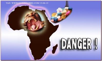 Pubblicità contro medicinali illeciti