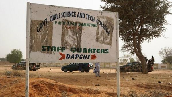 Scuola di Dapchi, Nigeria