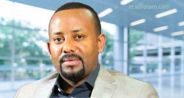 Abiy Ahmed, presidente dell'Etiopia