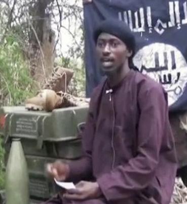 Abou al Masab al Barnawi, un leader dei Boko Haram