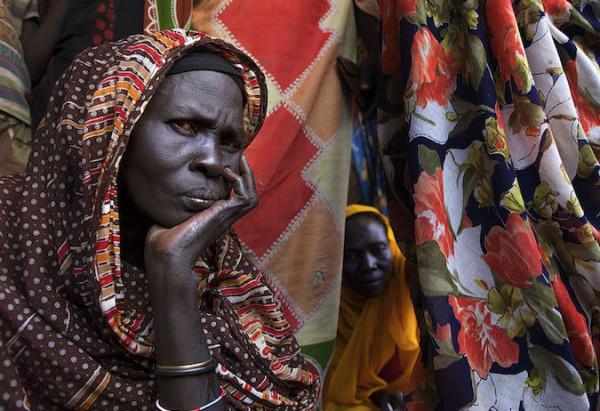 Donne sud sudanesi