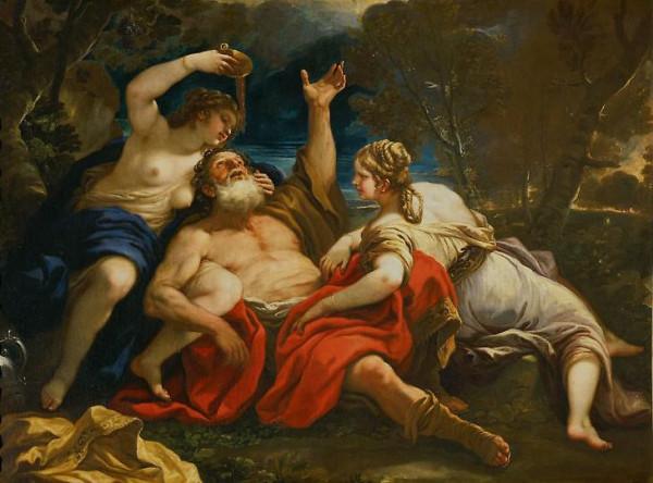 I rapporti incestuosi nella Giudea prima di Cristo