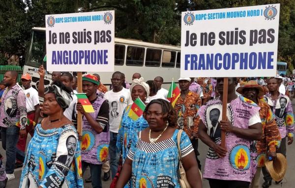Crisi nelle regioni anglofone nel Camerun