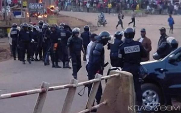 Proteste e violenze nel Camerun