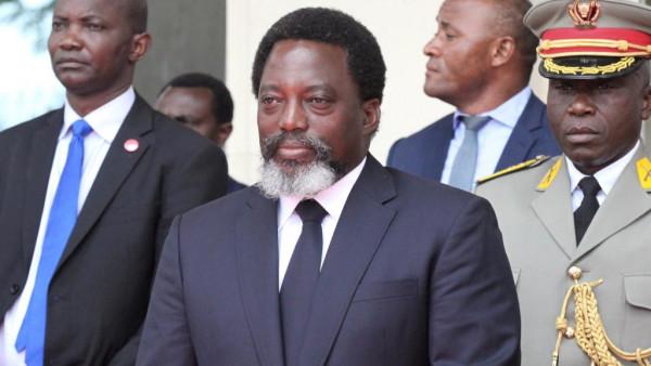 Joseph Kabila, presidente del Congo-K