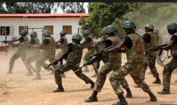 gruppo paramilitare etiopico