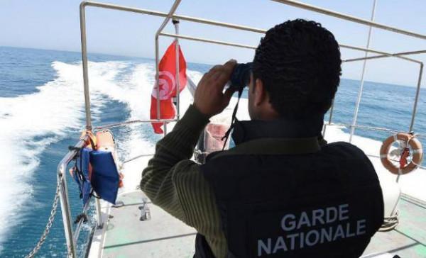 Guardia nazionale marittima tunisina