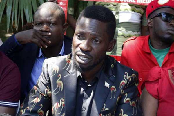 Robert Kyagulanyi, alias Bobi Wine, deputato ugandese arrestato