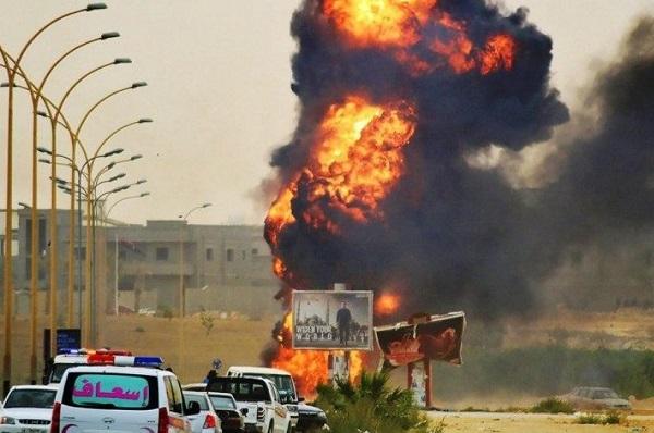 libia scontri