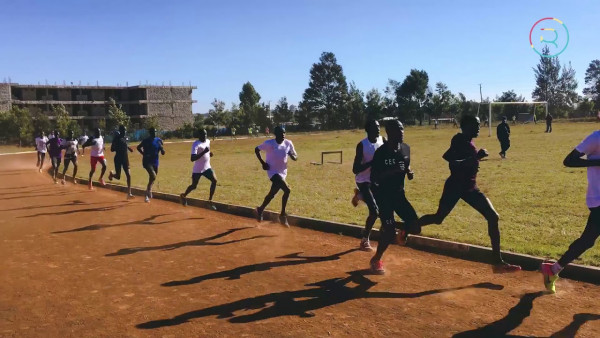 Global Sport Training Center, Eldoret, Kenya